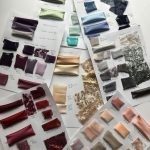 Color Me Trendy: Bridesmaids Dress Color Swatch Guide