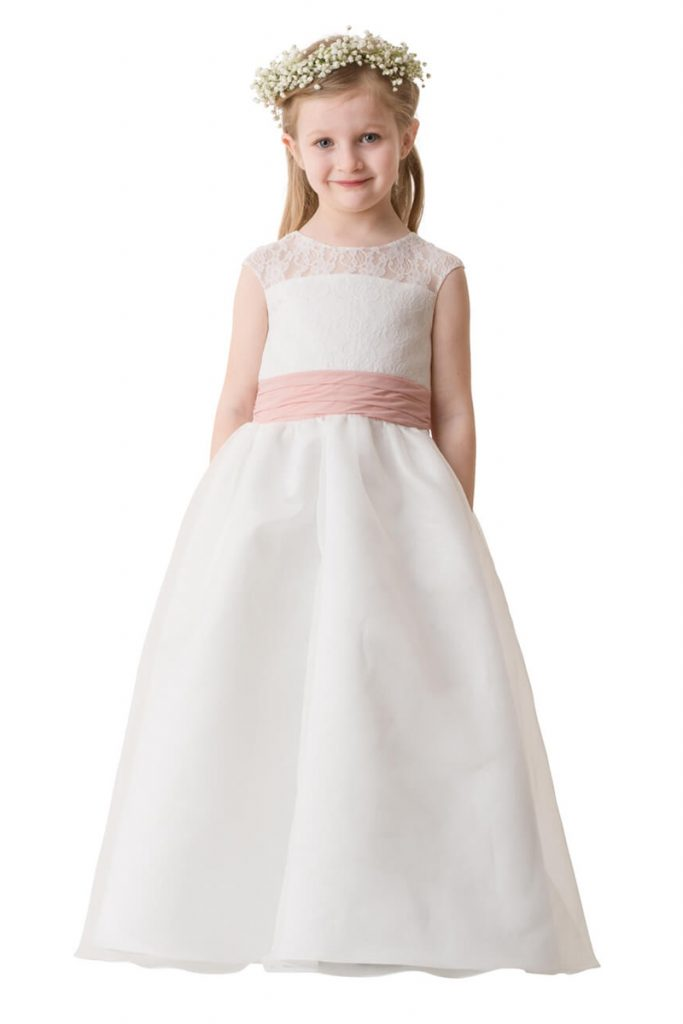 Bari Jay flower girl F5716