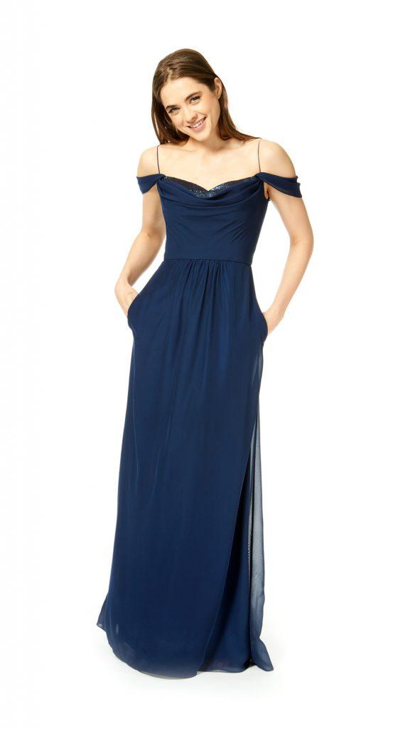 Bari Jay Bridesmaid Dress Style 1877
