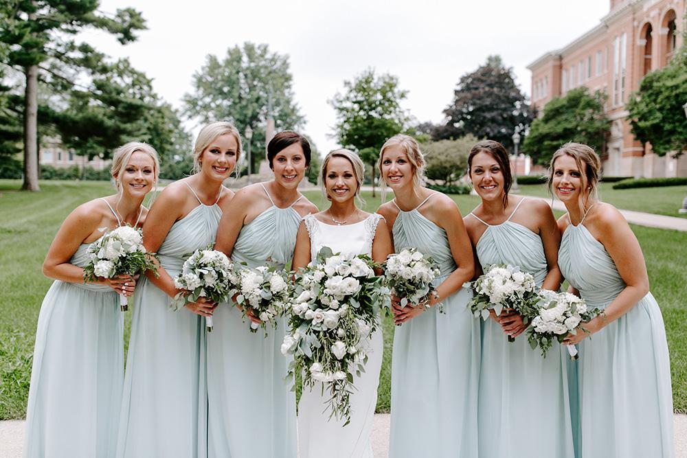 Gabby Bridal Party