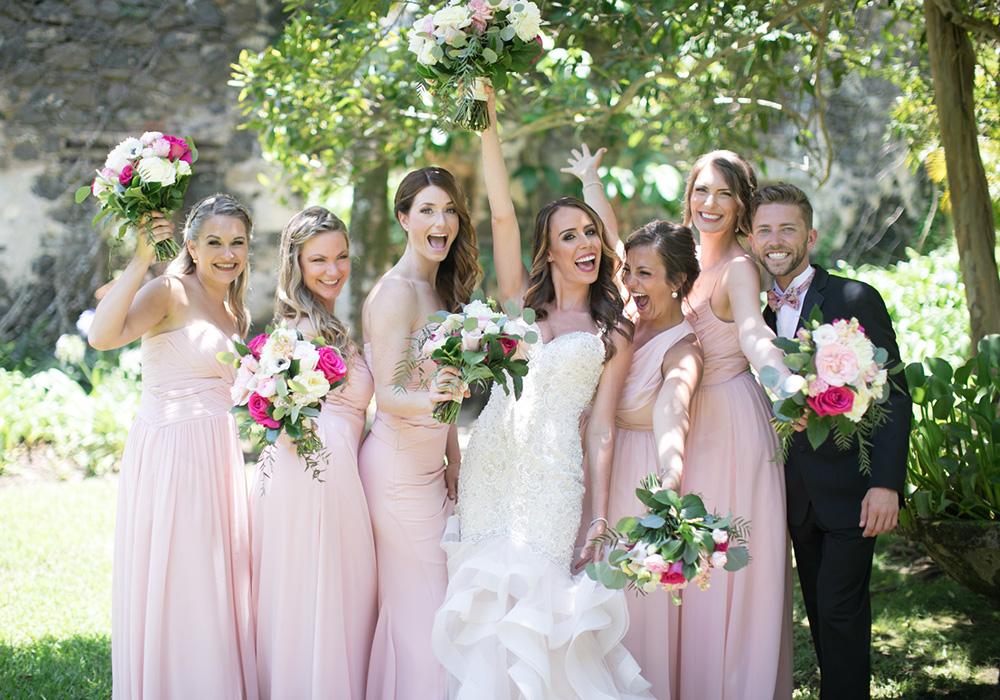 Victoria Bridal Party